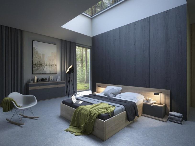 Aby sypialnia stała się przytulnym miejscem odpoczynku, ważny jest panujący w niej klimat i aura /materiały prasowe