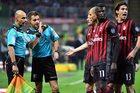 AC Milan - Juventus Turyn 1-0. 18-latek rozstrzygnął hit