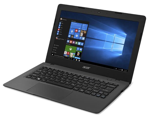 Acer Aspire One Cloudbook /materiały prasowe