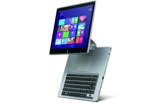 Acer Aspire R7 to hybryda, jakiej na rynku jeszcze nie było /materiały prasowe