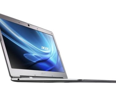 Acer Aspire S3 trafia do Polski
