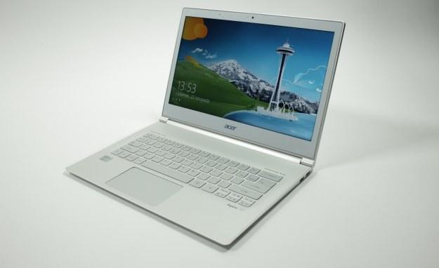 Acer Aspire S7 to stylowy ultrabook z Windowsem 8 /INTERIA.PL
