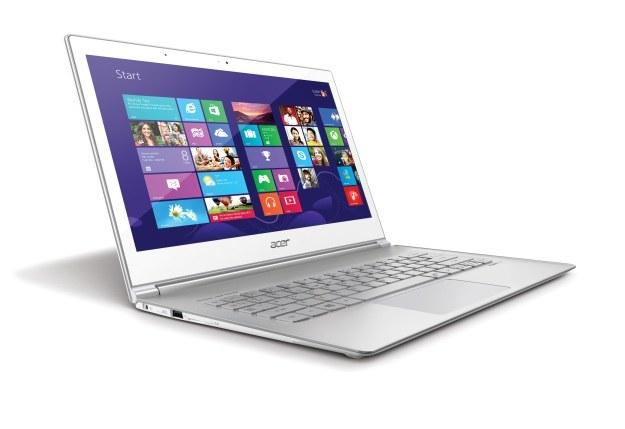 Acer Aspire S7 został ulepszony /materiały prasowe