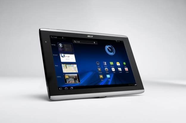 Acer ICONIA TAB A500 /materiały prasowe