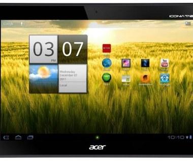 Acer Iconia Tab A700 z ekranem FullHD i Tegrą 3 w przedsprzedaży