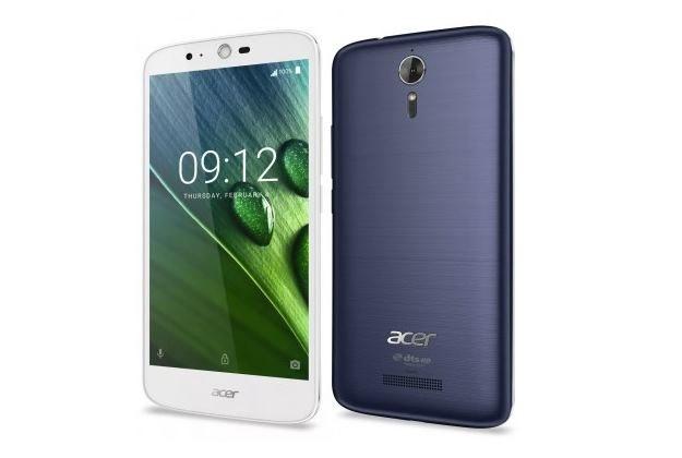 Acer Liquid Zest Plus /materiały prasowe