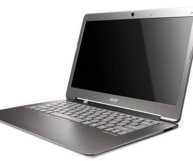 Acer prezentuje swój pierwszy ultrabook Aspire S3