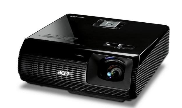 Acer S1200 - kolejny projektor 3D od Acera /materiały prasowe