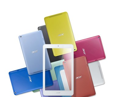 Acer wprowadza tablet Iconia One 8