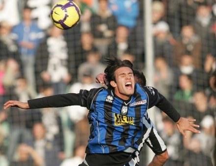 Acquafresca gra w Atalancie, lecz chce zakotwiczyć w Juventusie /Getty Images/Flash Press Media