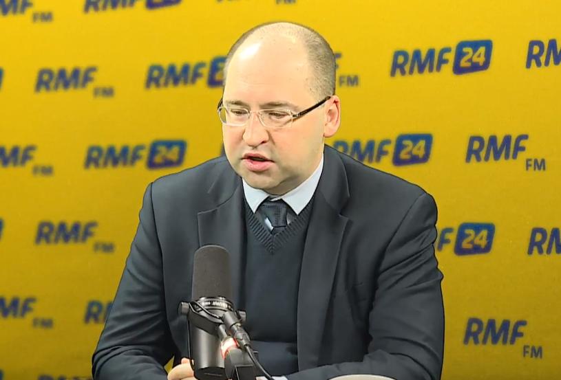Adam Bielan w RMF FM /RMF