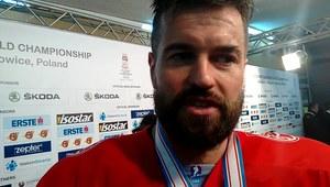 Adam Borzęcki o MŚ. Wideo