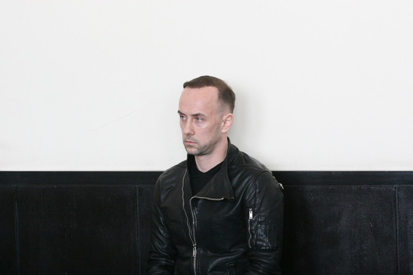 Adam Darski w sądzie /PRESS PHOTO /East News