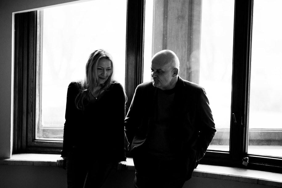 Adam Ferency i Maja Jaszewska /Marek Zawadka /