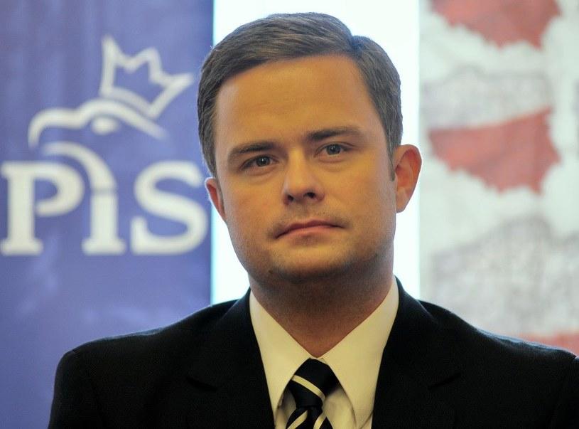 Adam Hofman /Łukasz Kalinowski /East News