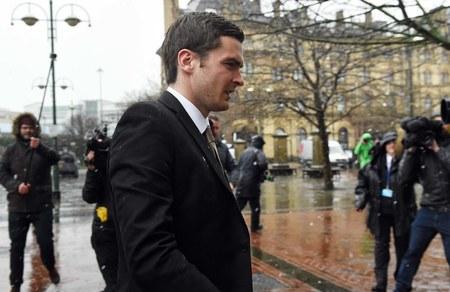 Adam Johnson skazany na sześć lat więzienia za przestępstwa seksualne