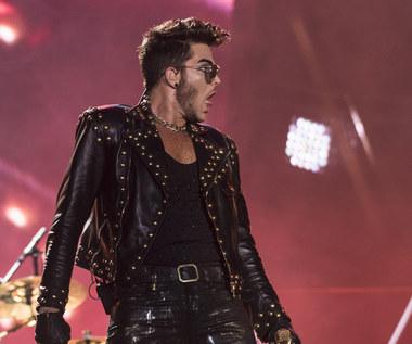 Adam Lambert powraca do Polski. Koncert w 2016 roku