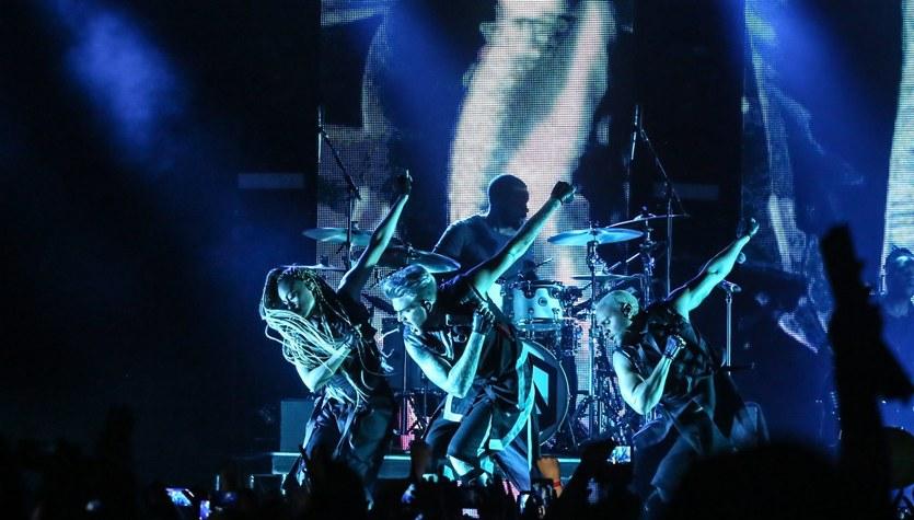 Adam Lambert w Warszawie: Kocham u wszystkich