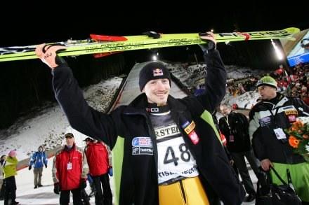 Adam Małysz/fot. Jerzy Kleszcz /Agencja Przegląd Sportowy