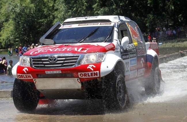 Adam Małysz zajmuje na 21. miejsce /Felipe Trueba /PAP/EPA