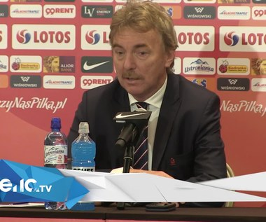 Adam Nawałka i Zbigniew Boniek o sparingach (wideo)