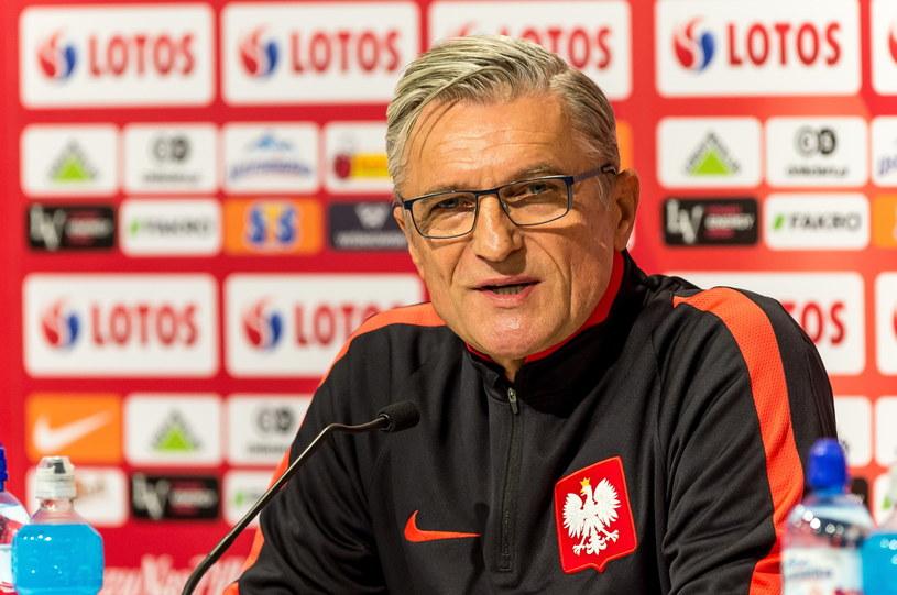 Adam Nawałka /Maciej Kulczyński /PAP