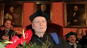 Adam Zagajewski doktorem honoris causa UJ