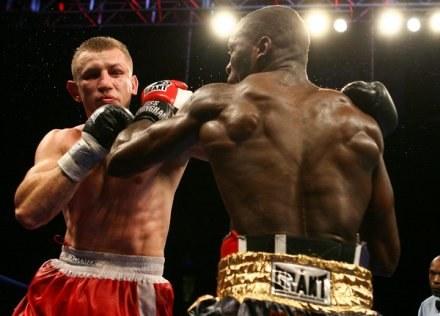 Adamek myślami jest już przy kolejnej walce z Cunninghamem /AFP