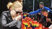 Adele poruszona zamachem w Orlando!