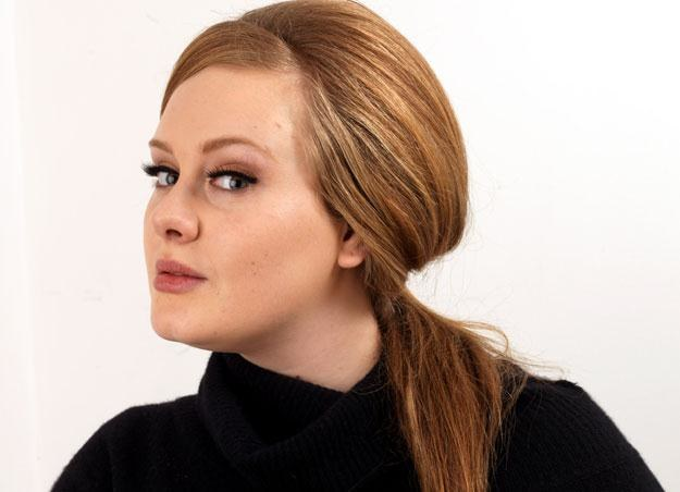 Adele śpiewa piosenki do romansów fot. Dave Hogan /Getty Images/Flash Press Media