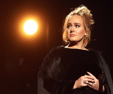 """Adele straci głos? """"Przepraszam, wybaczcie"""""""