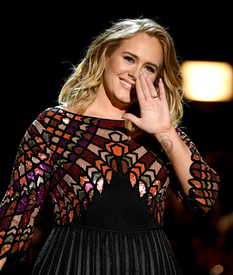Adele w 2017 roku /Kevin Winter /Getty Images