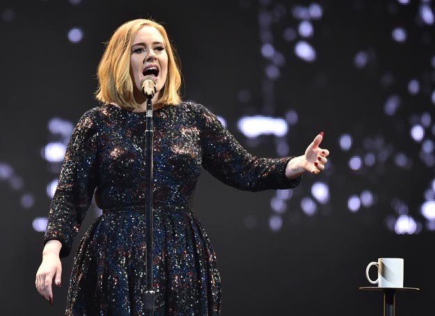 Adele /Gareth Cattermole /Getty Images