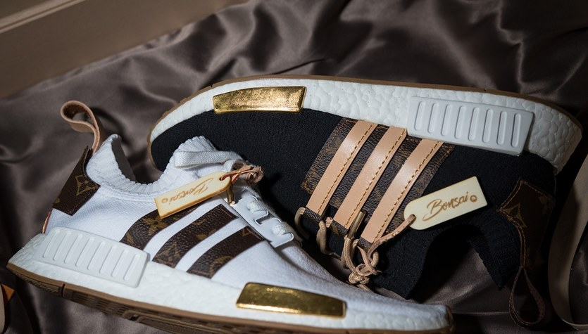 Adidas NMD Luis Vuitton: Powstały dwie pary. Pierwsza i ostatnia