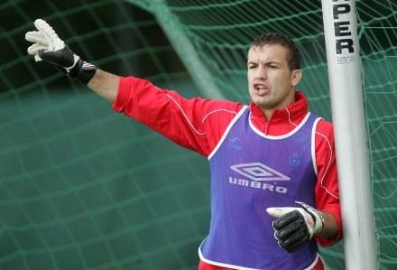 Adis Nurković jest bliski podpisania kontraktu z Wisłą, Fot. Michał Nowak /Agencja Przegląd Sportowy