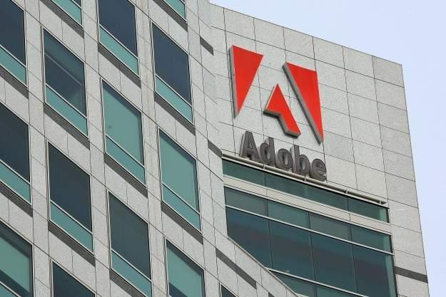 Adobe chce skupić się na mediach cyfrowych i rynku aplikacji /AFP