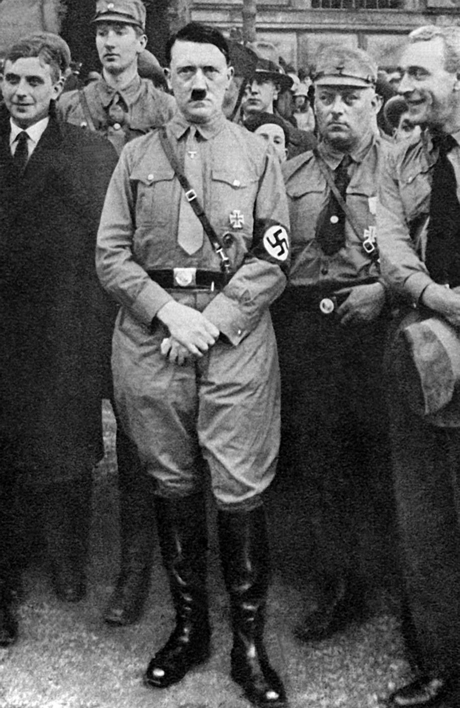 Adolf Hitler /dpa dena  /PAP/EPA
