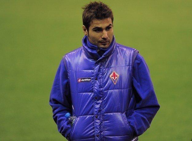 Adrian Mutu wkrótce może pożegnać Florencję /AFP