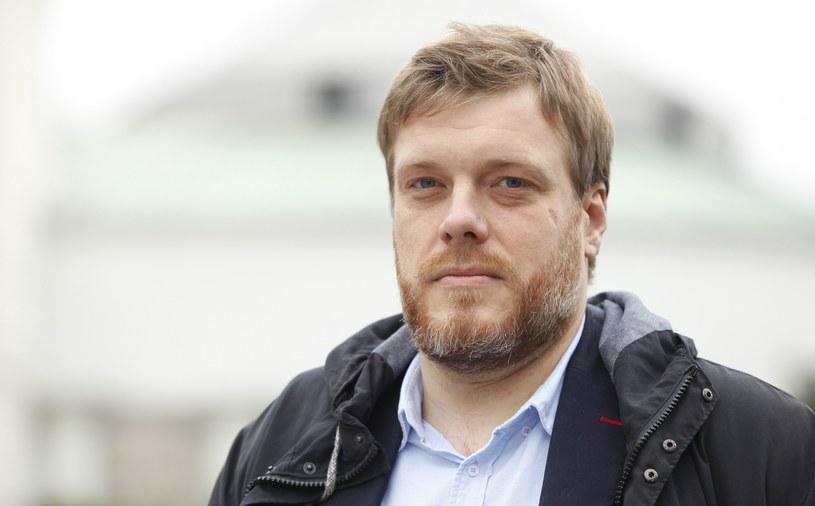 Adrian Zandberg /STEFAN MASZEWSKI/REPORTER /East News