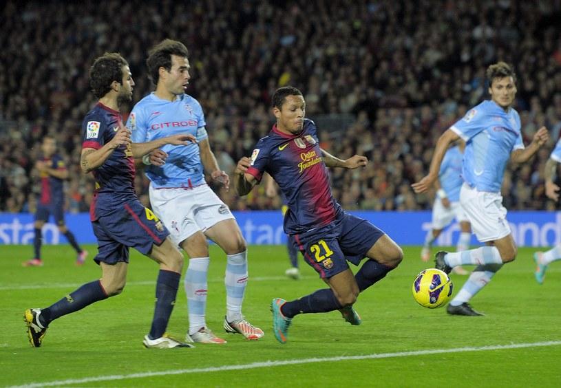 Adriano Correia (numer 21) /AFP