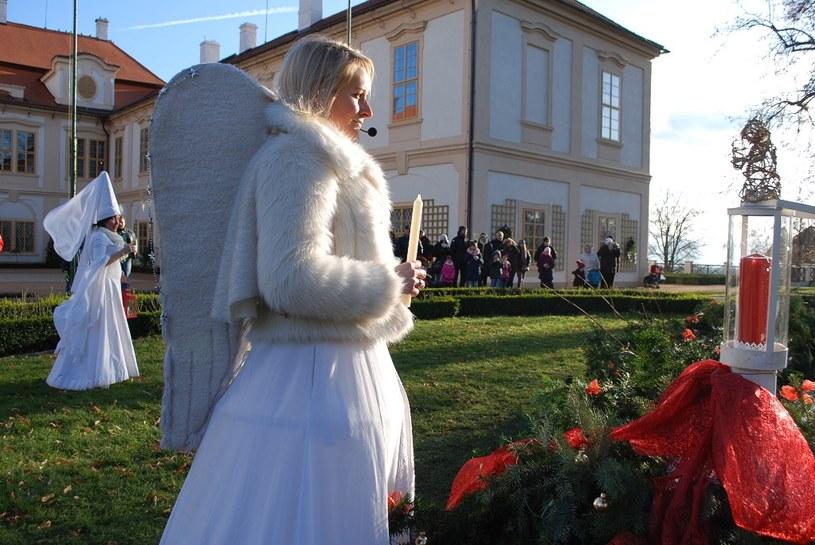Advent w pałacu Loucen fot. Pałac Loucen /materiały prasowe