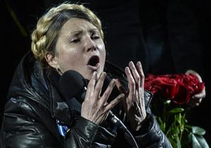 Adwokat: Tymoszenko nie mówiła, że kandyduje na prezydenta