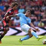 AFC Bournemouth - Manchester City 1-2 w Premier League
