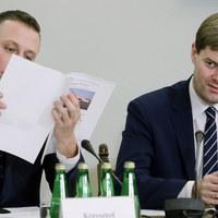 Funkcjonariusze CBŚP przesłuchani na niejawnym posiedzeniu komisji