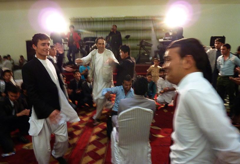 Afgańskie wesele. Zdjęcie ilustracyjne /AFP