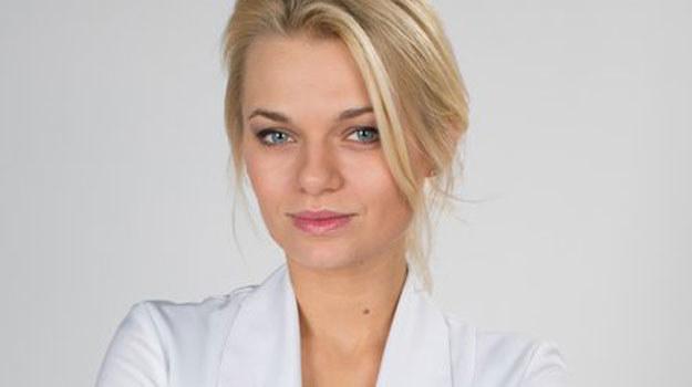 Agata (Emilia Komarnicka) /www.nadobre.tvp.pl/