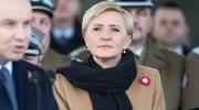 Agata Kornhauser-Duda: Stylizacjami prezydentowej zachwycają się za granicą