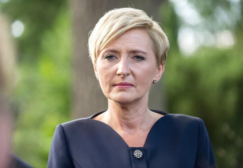 Agata Kornhauser-Duda /Bartosz Krupa /East News