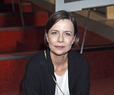 Agata Kulesza niczym Lisa Kudrow