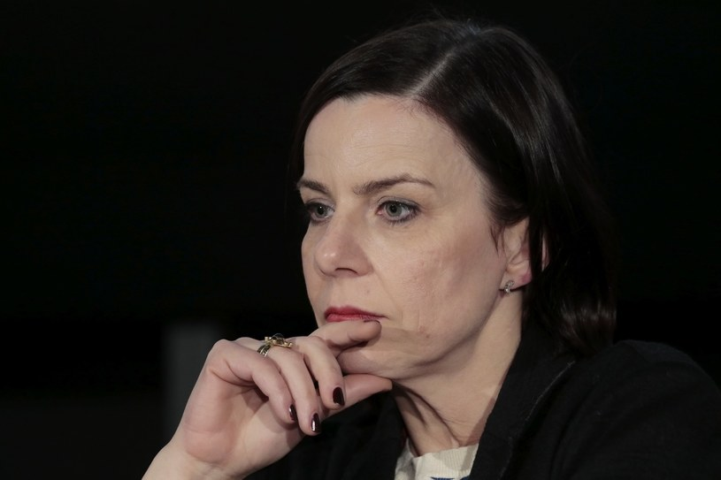 Agata Kulesza /Jankowski /Reporter